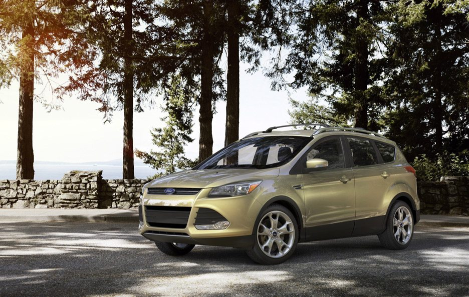 Ford Escape - Stile
