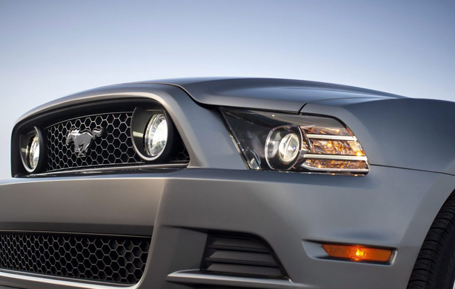 Ford Mustang GT - Frontale