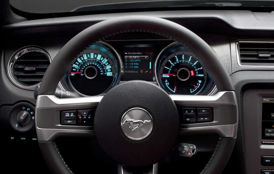 Ford Mustang MY 2013 - Volante