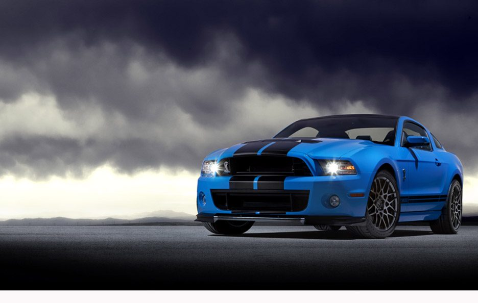Ford Mustang Shelby GT500 - Design