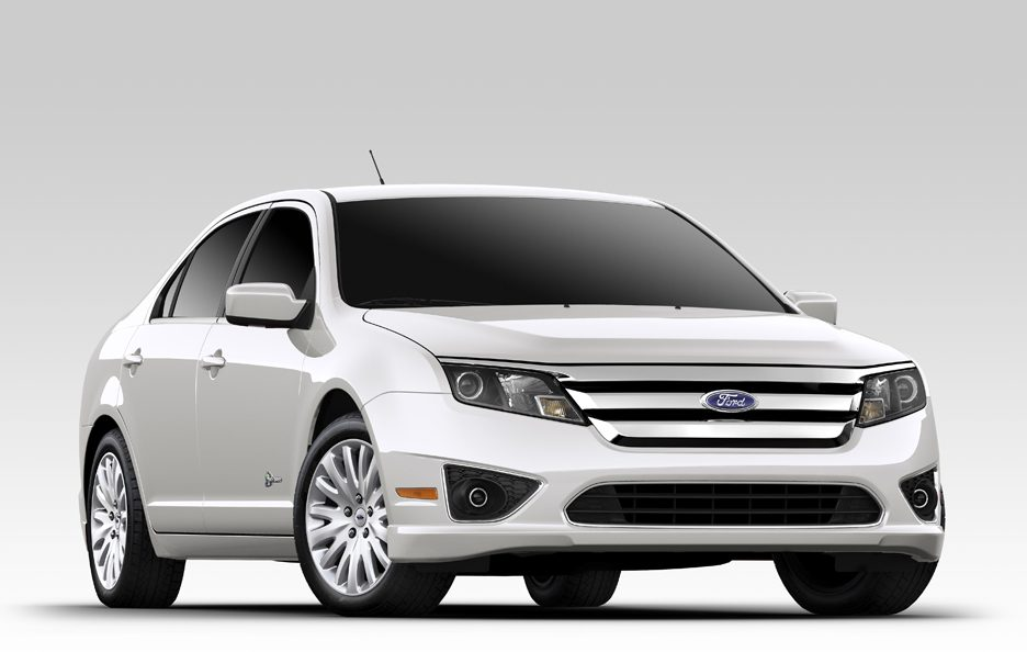 H2Roma - Ford fusion hybrid