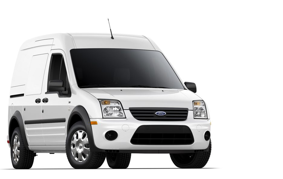 H2Roma - Ford transit connect
