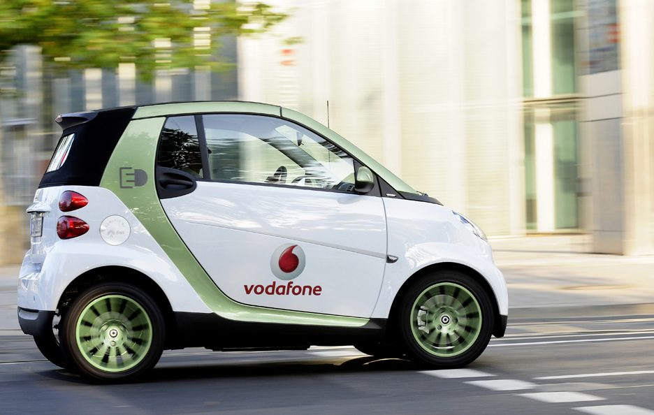 H2Roma - smart fortwo electric-drive