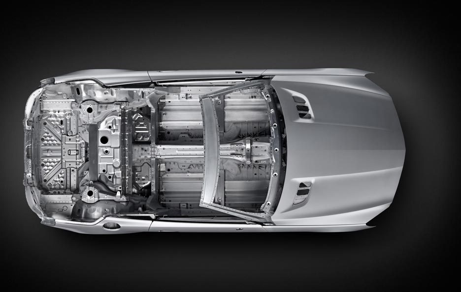 Mercedes SL - Overview