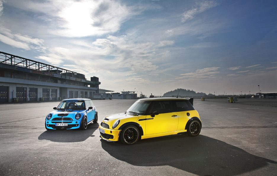 Mini Cooper S JWC R53 by CoverEFX