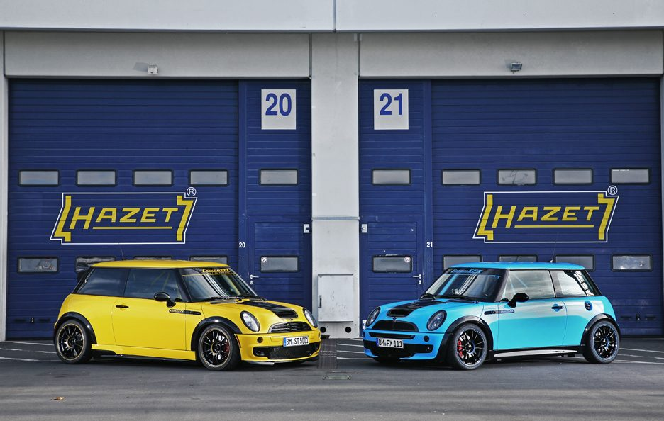 Mini Cooper S JWC R53 by CoverEFX - Profili