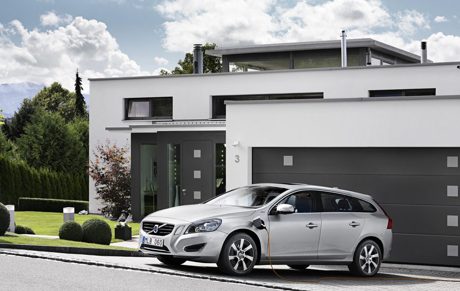 Volvo V60 plug-in Hybrid - Design
