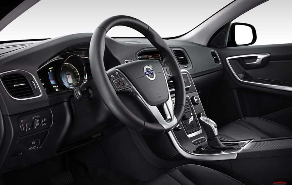 Volvo V60 plug-in Hybrid - Interni