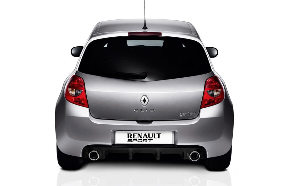 11 - Renault Clio II RS restyling coda