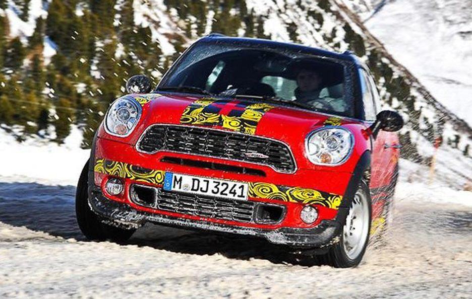 Mini Countryman John Cooper Works - Muso