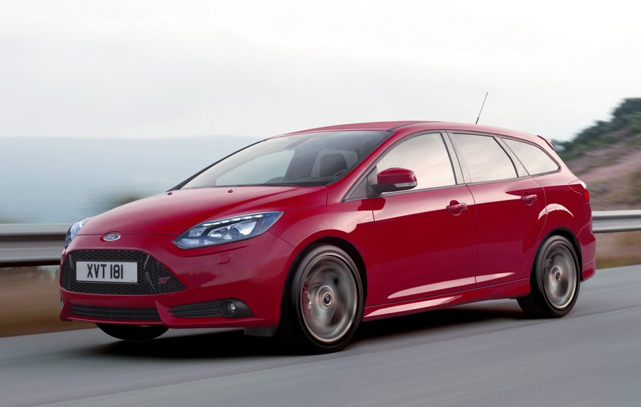 13 - Ford Focus ST Wagon