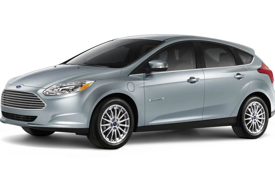 15 - Ford Focus Electric