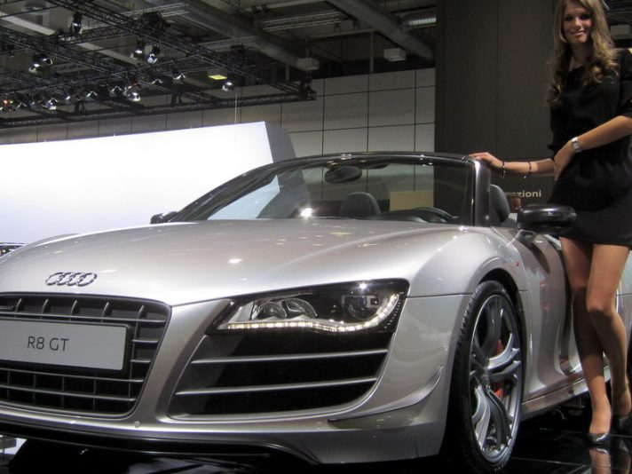 Audi, lo stand - Motor Show 2011