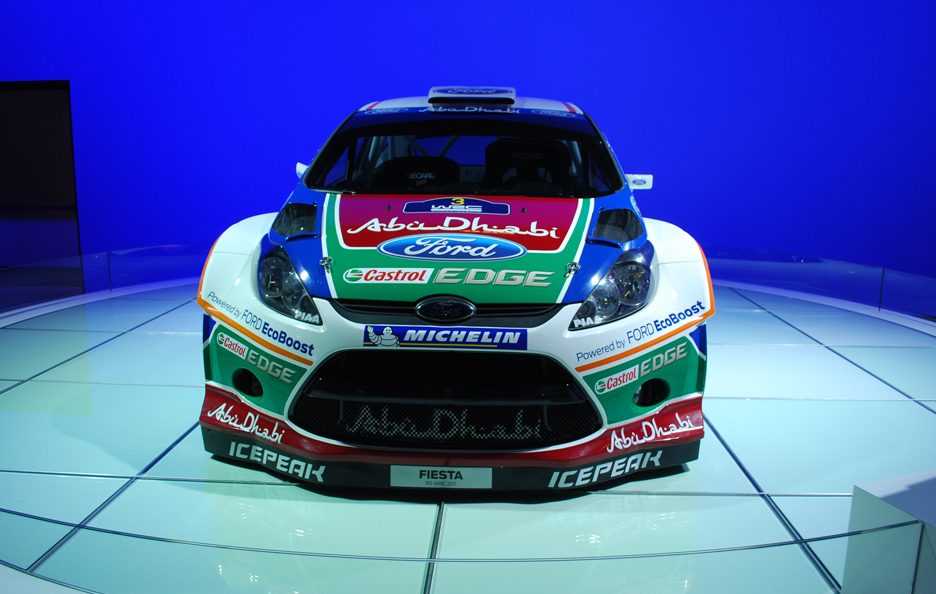Ford Fiesta RS WRC - Muso