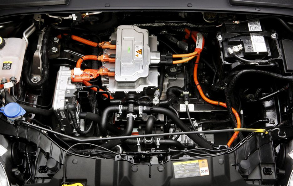 16 - Ford Focus Electric motore