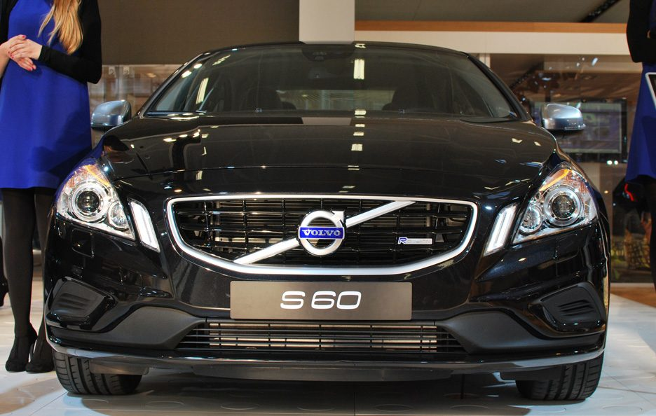 34 - Motor Show 2011 - Volvo S60 frontale