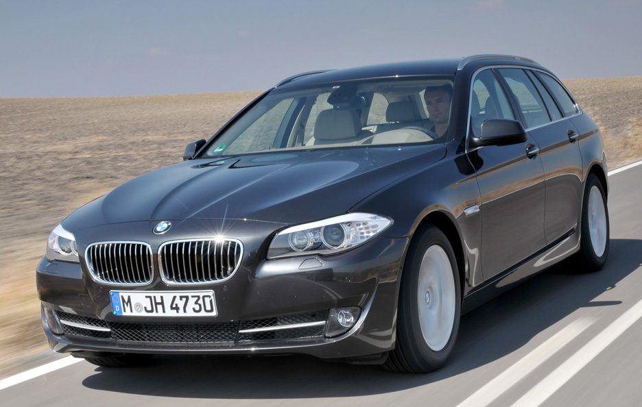 4 - BMW serie 5 F10 Touring