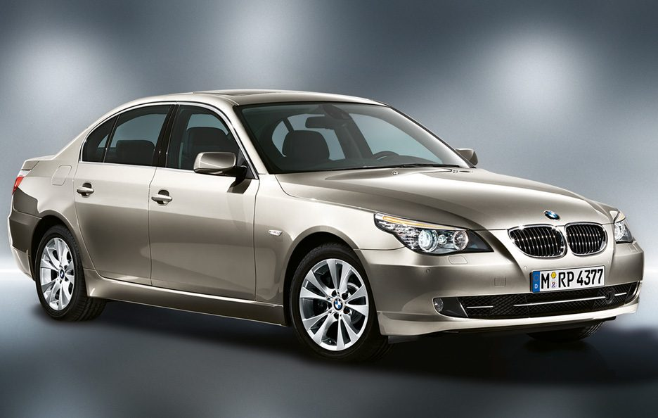 40 - BMW serie 5 E60 restyling