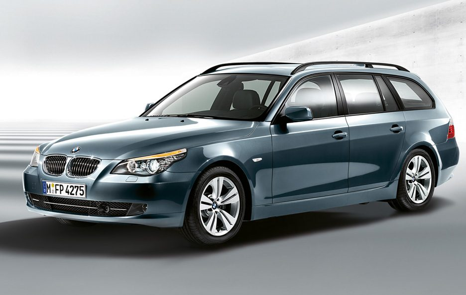 42 - BMW serie 5 E60 Touring restyling