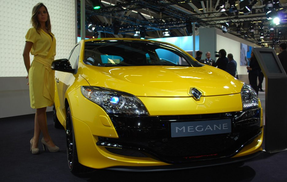 43 - Motor Show 2011 - Renault Mégane RS Trophy