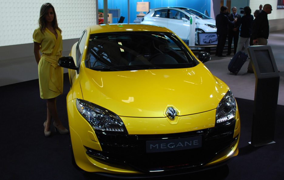 44 - Motor Show 2011 - Renault Mégane RS Trophy 2