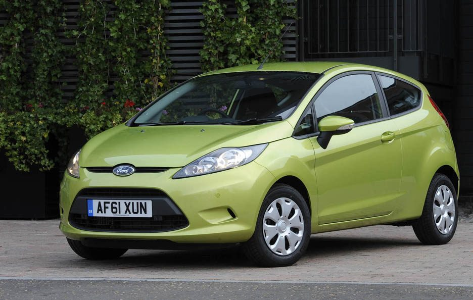 6 - Ford Fiesta ECOnetic
