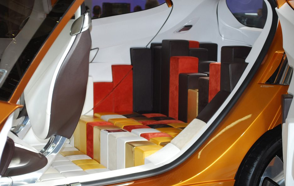 7 - Motor Show 2011 - Renault R-Space abitacolo