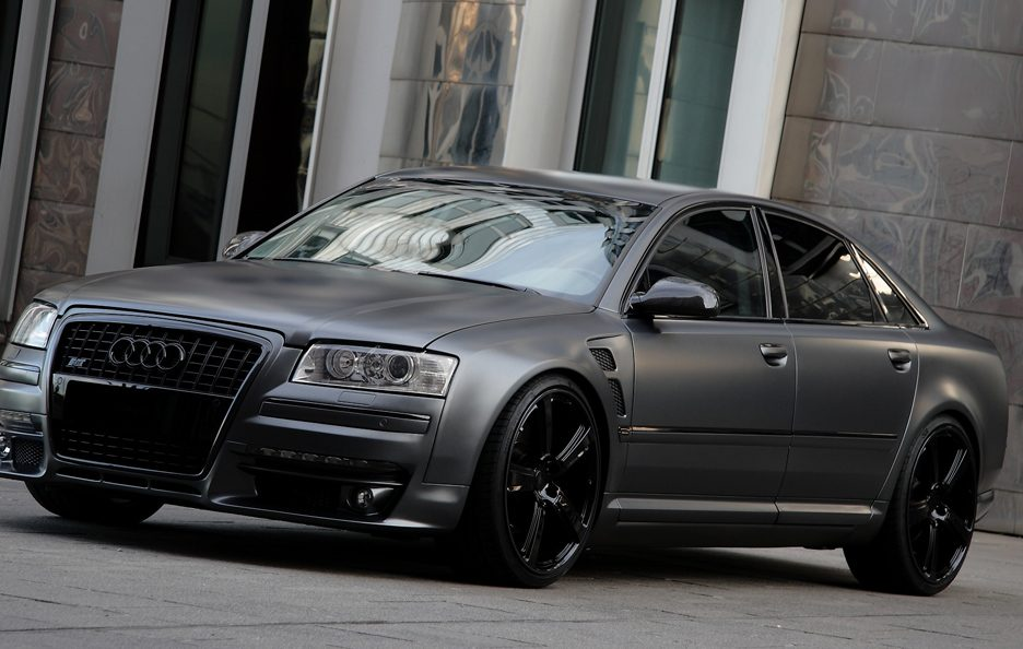 Audi S8 by Anderson
