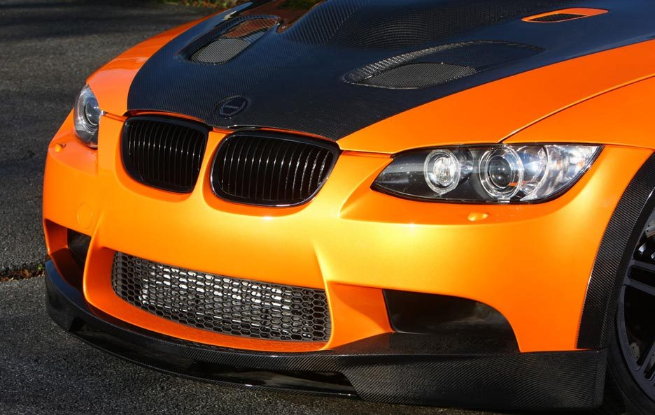 BMW M3 by Manhart Racing - Muso