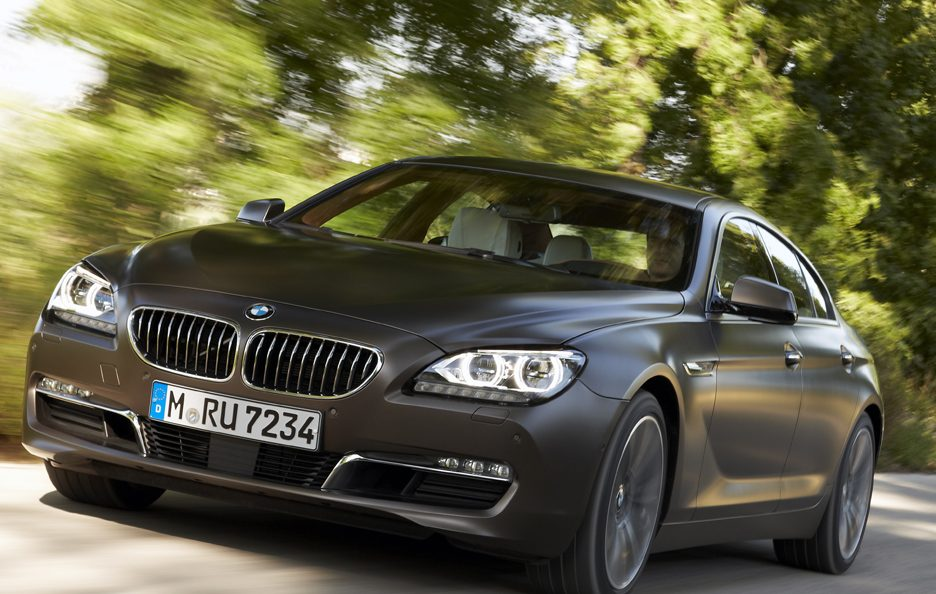 BMW Serie 6 Grand Coupe