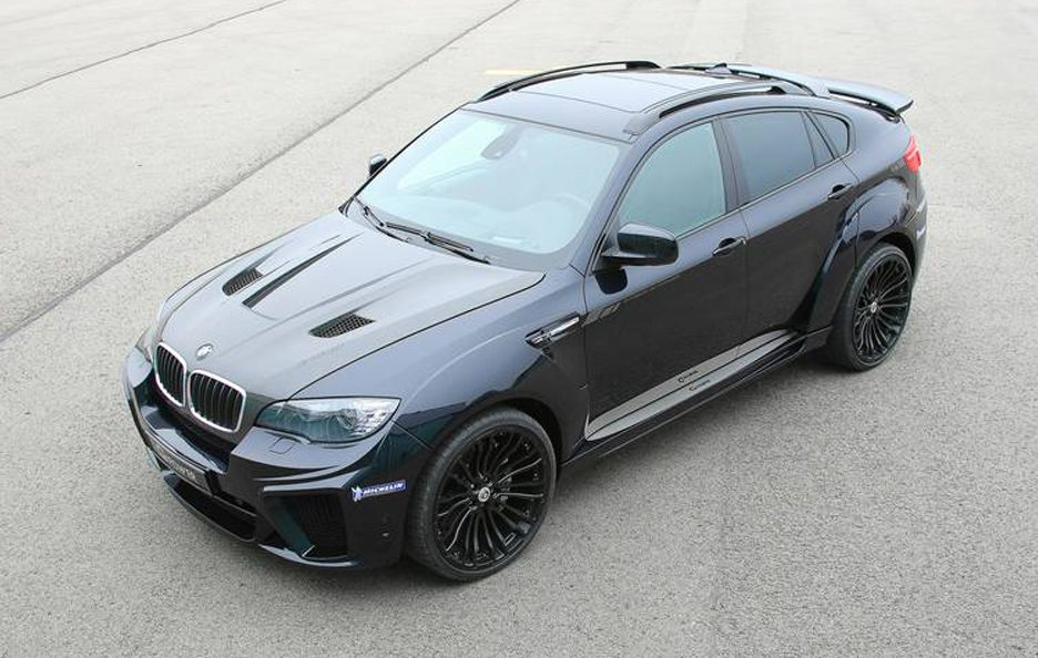 BMW X6 G-Power M Typhoon - Profilo alto