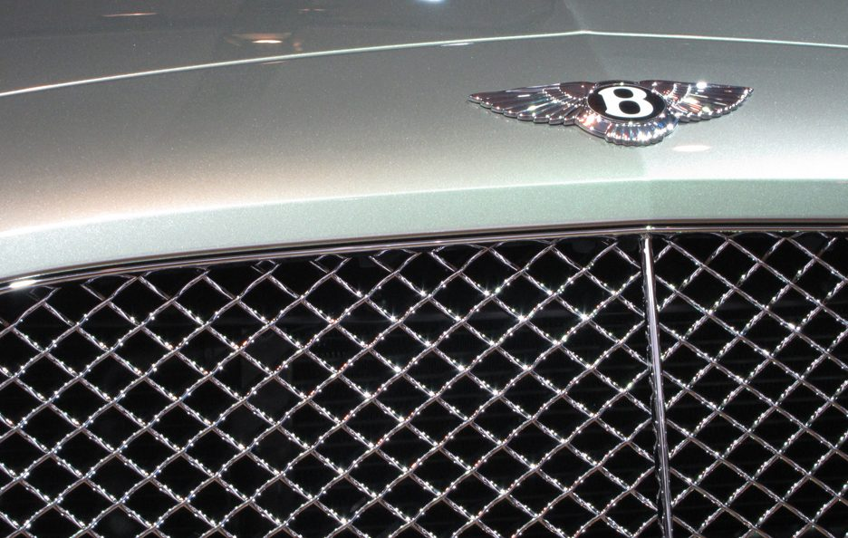Bentley Continental GTC - Griglia frontale