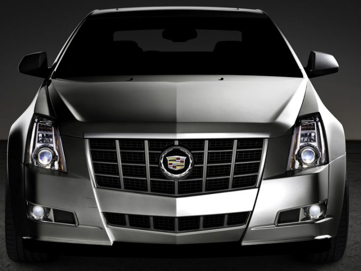 Cadillac CTS: Touring Package