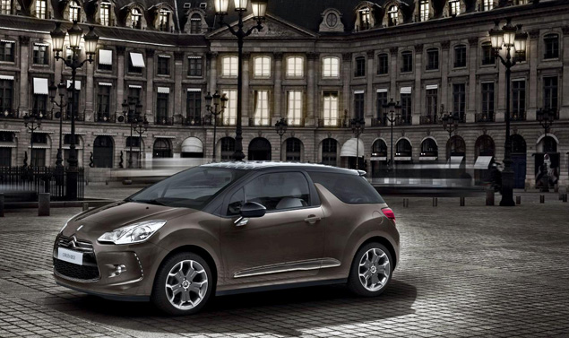 Citroen DS3 Ultra Prestige