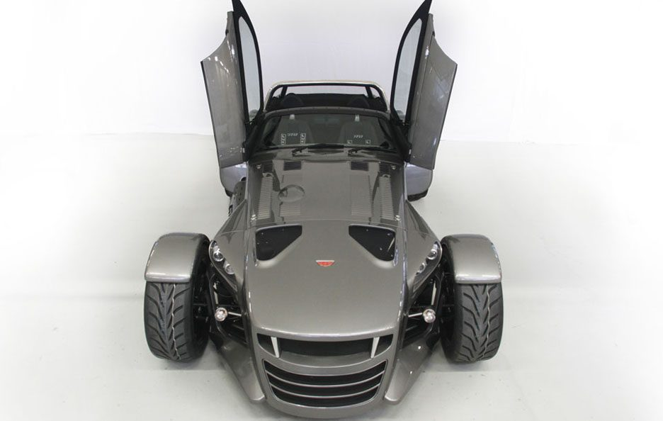 Donkervoort D8 GTO - Frontale alto