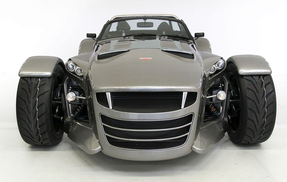 Donkervoort D8 GTO - Il muso
