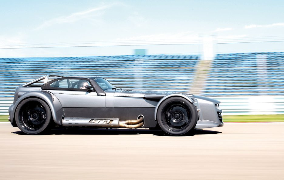 Donkervoort D8 GTO profilo