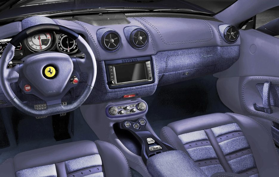 Ferrari Tailor-Made - Interni