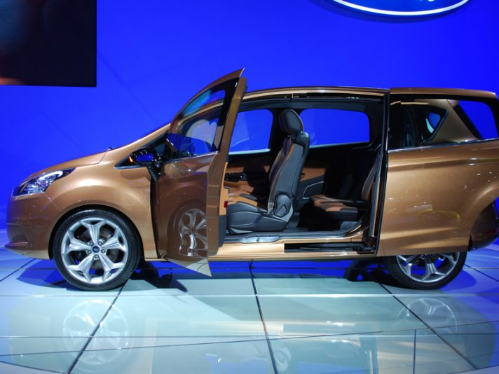 Ford B-Max - Motor Show