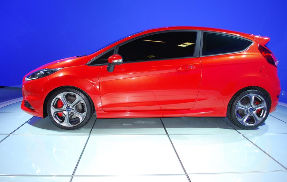 Ford Fiesta ST - Laterale