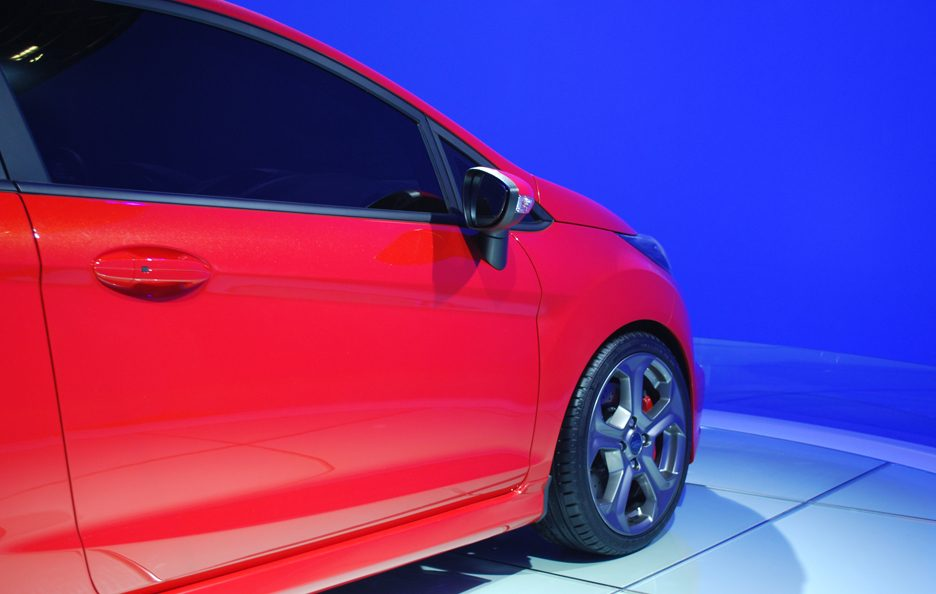 Ford Fiesta ST - Stacco frontale