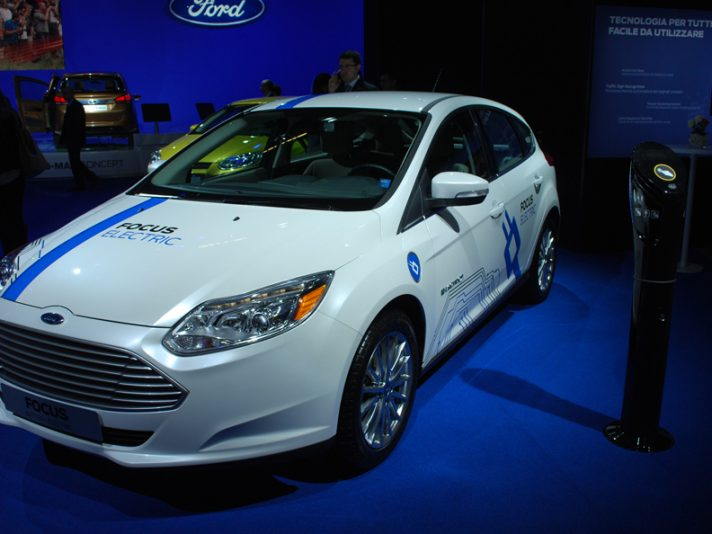 Ford Focus Electric - Linea