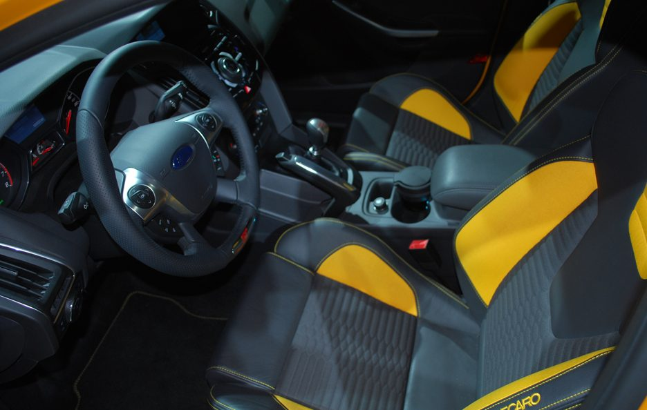 Ford Focus ST - Interni