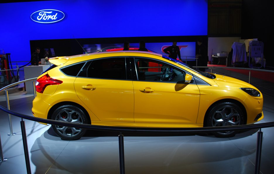 Ford Focus ST - Laterale