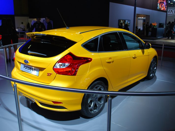 Ford: lo stand del Motor Show