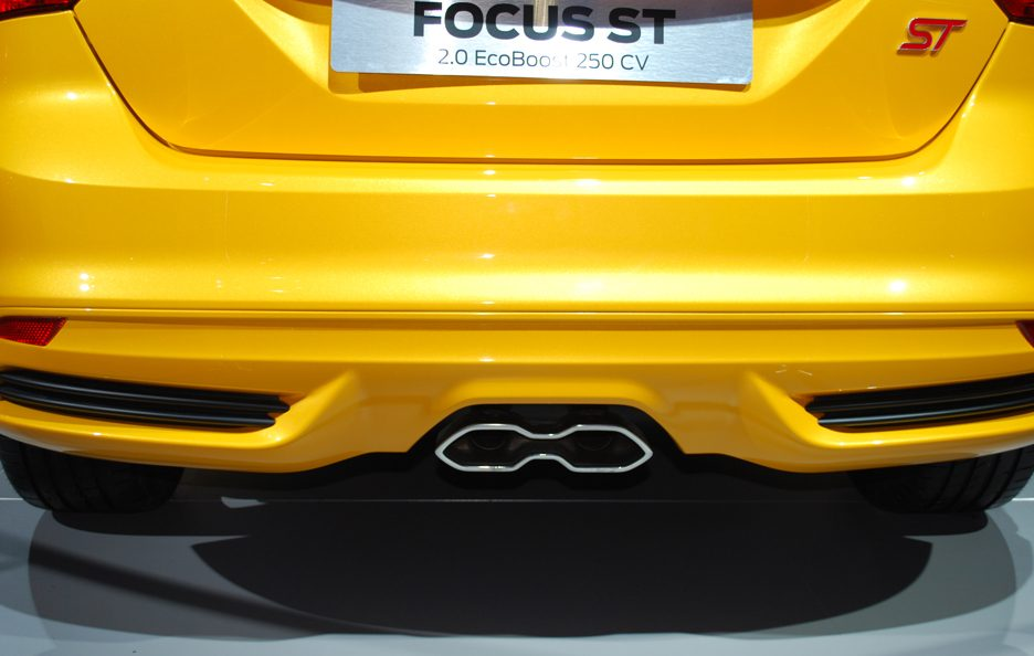 Ford Focus ST - Scarichi