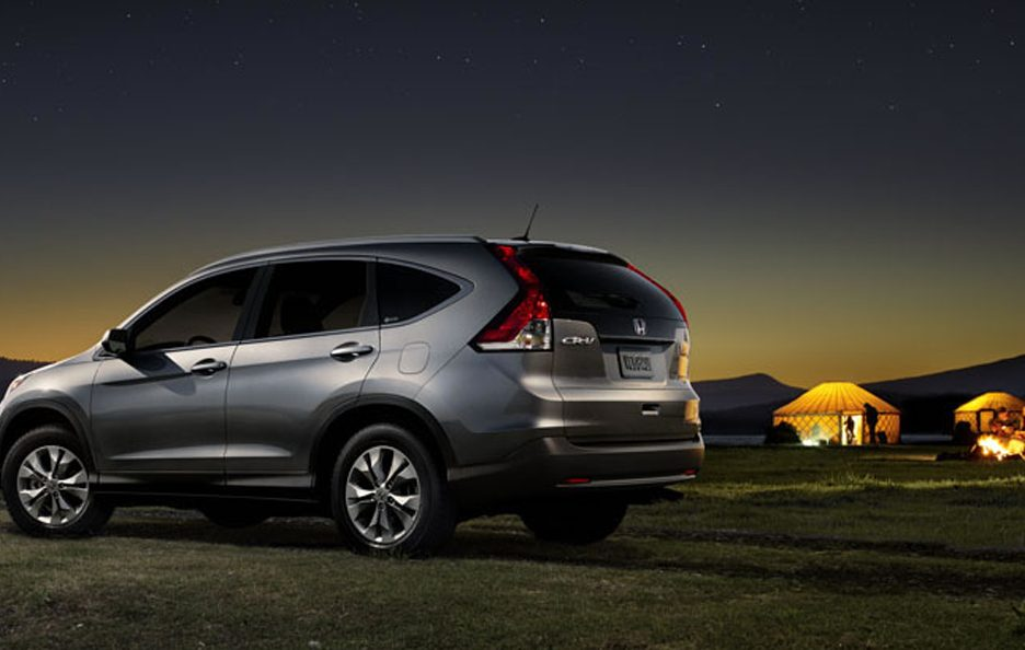 Honda CR-V 2012 - Design