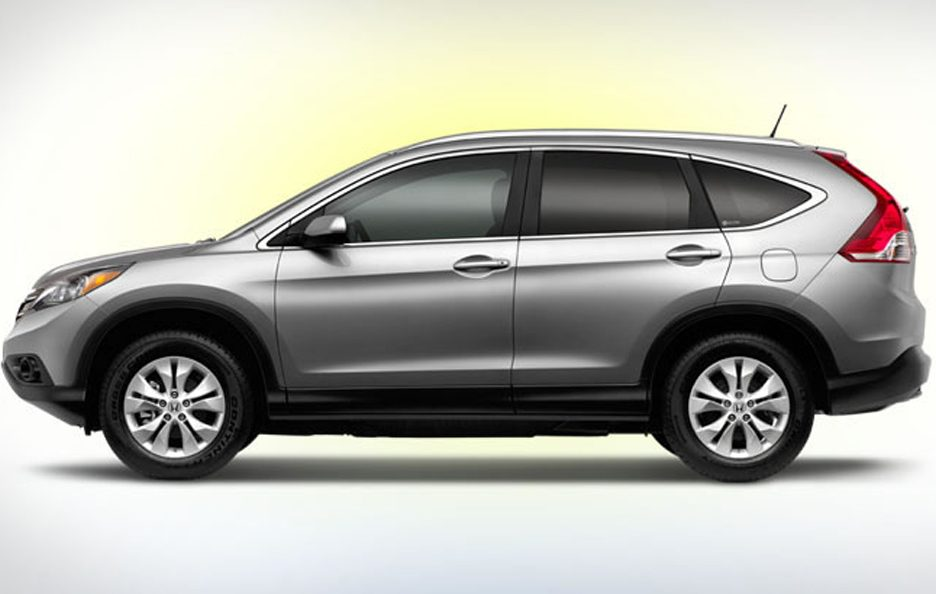 Honda CR-V 2012 - Il laterale