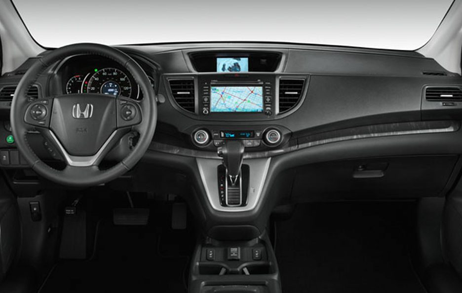 Honda CR-V 2012 - Interni