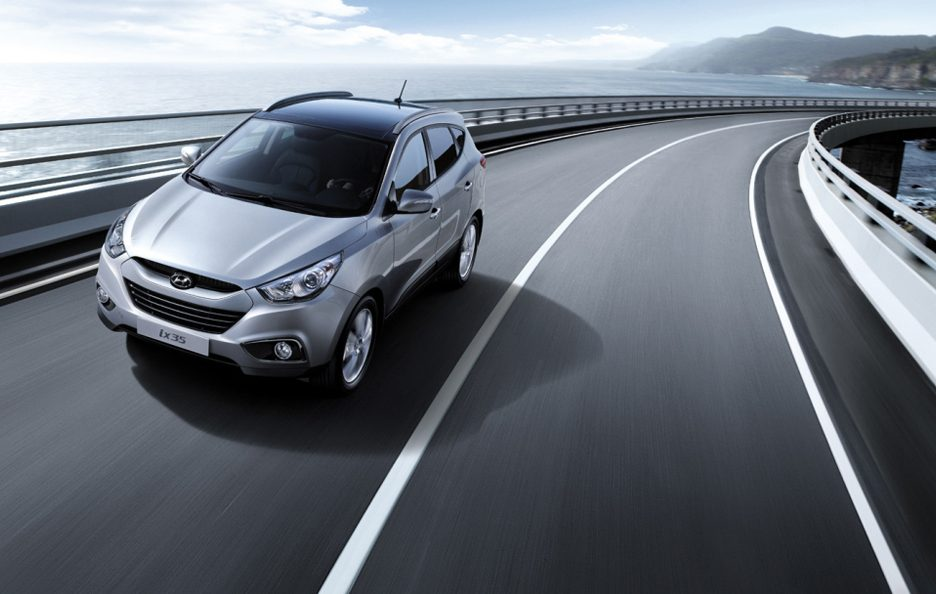 Hyundai ix35 - In motion